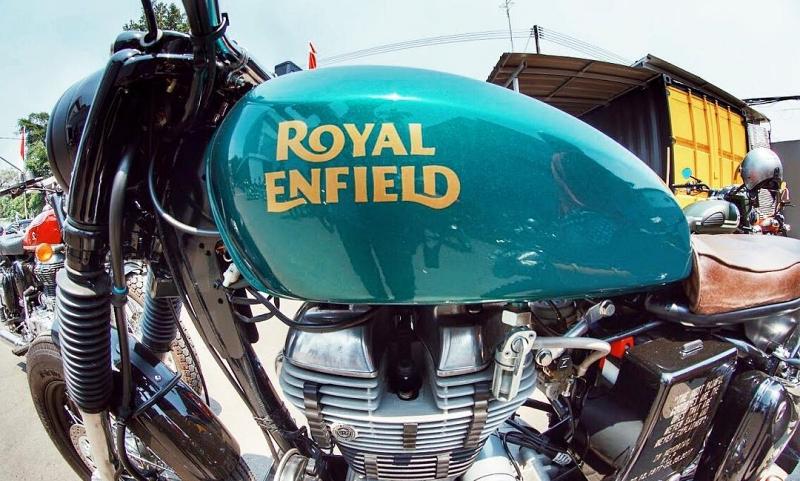 Pertama dalam sejarah, pecinta Royal Enfield bakal berkumpul di Bali