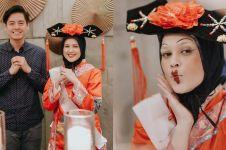 Bridal shower 5 seleb cantik ini bertema tradisional, meriah abis