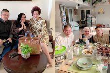 7 Potret kebersamaan Rieta Amilia & suami keduanya, jarang tersorot