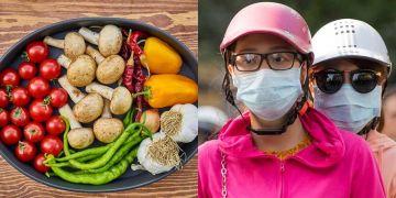 4 Kandungan makanan cegah radikal bebas, lindungi tubuh dari polusi