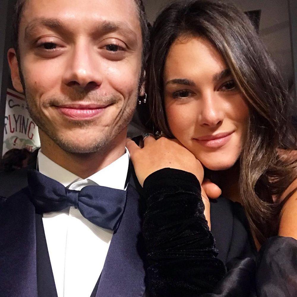 rossi dan pacarnya © 2019 brilio.net