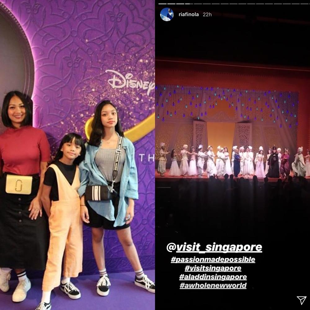 5 Fakta drama musikal Aladdin, pertama kali tampil di Asia berbagai sumber