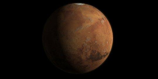 temuan baru NASA dailymail
