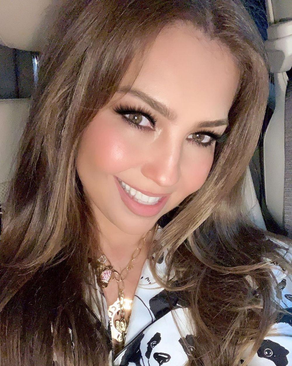 potret terbaru Marimar instagram
