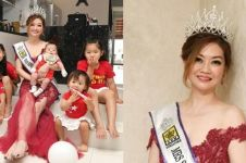 Raih juara kontes kecantikan, wanita ini ternyata nenek 5 cucu