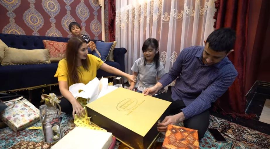Ini hadiah pernikahan dari Jusuf Kalla  © 2019 brilio.net
