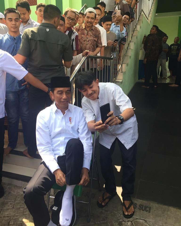kejutan Jokowi periode 2 instagram
