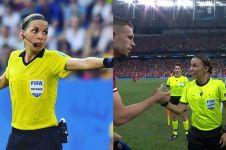 Fakta wasit wanita yang memimpin Piala Super Eropa