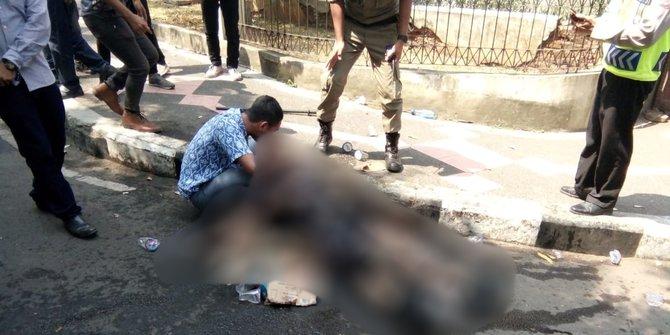Fakta polisi dibakar di Cianjur istimewa