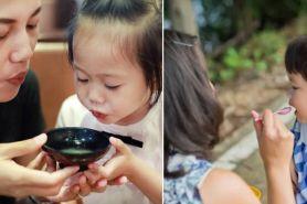Konsumsi makanan yang ditiup ibu, anak ini tertular penyakit