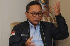 Pantun Zulkifli Hasan ajak dukung Jokowi di Sidang Tahunan MPR 2019