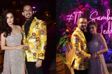 11 Potret royal wedding putra Raam Punjabi, digelar 4 hari