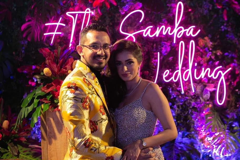 10 Foto Amrit Punjabi, anak Raam Punjabi yang pesta nikahnya mewah