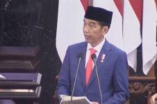 Naskah lengkap Pidato Kenegaraan Jokowi dalam rangka HUT RI ke-74