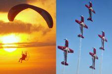 4 Atraksi apik Jogja Air Show 2019, masyarakat bisa joy flight
