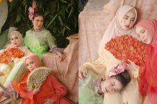 9 Momen seru maternity bareng Syahnaz, Fitrop dan Kartika Putri