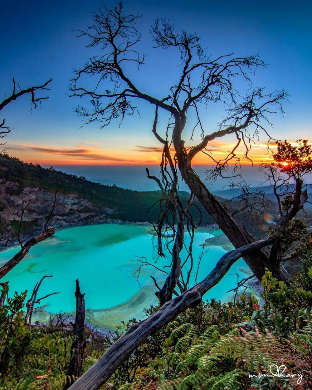 Gunung terindah © 2019 brilio.net