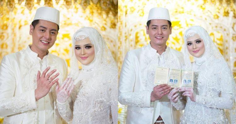 Seperti Roger Danuarta, 4 seleb ini luluhkan hati wanita berdarah Aceh