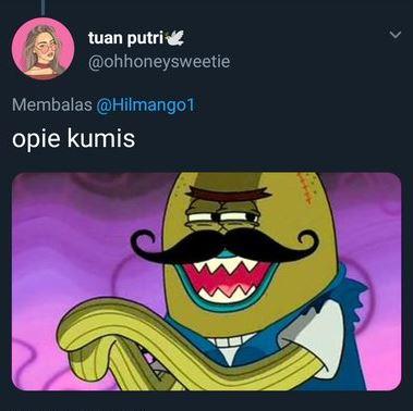 SpongeBob dan artis © 2019 Twitter
