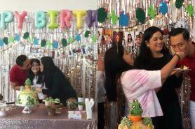 10 Momen perayaan ultah ke-11 Almira anak AHY-Annisa Pohan, meriah
