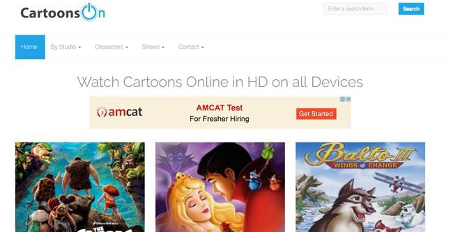 situs kartun online streamin gratis cocok untuk anak © techviral.net
