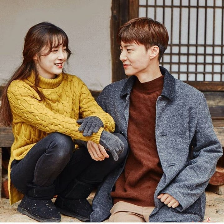 Ahn Jae Hyun & Goo Hye Sun © 2019 brilio.net