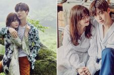 7 Potret mesra Ahn Jae Hyun dan Goo Hye Sun yang dikabarkan cerai