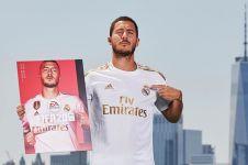 10 Penampakan rumah baru Eden Hazard di Madrid, harganya Rp 172 M