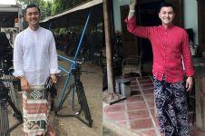 Unggah foto berjemur di Bali, pose Anjasmara curi perhatian