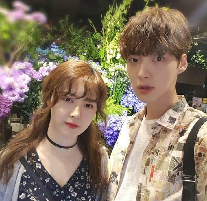 lika liku perceraian Goo Hye-sun instagram