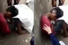 Viral bocah pemulung diduga meninggal kelaparan, ini faktanya