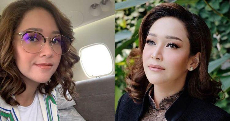 Unggah foto naik private jet, tas Maia Estiyanti curi perhatian