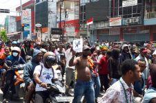 Kronologi kerusuhan di Manokwari, buntut peristiwa di Malang