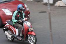 Curhat apes driver ojek online karena uang kembali kurang Rp 200
