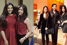 10 Momen kedekatan Resiah Lim & keluarga Ashanty, bak saudara