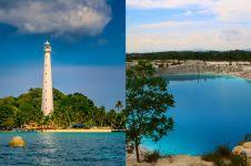 Refreshing di 7 surga dunia Belitung, cuma modal Rp 2 juta