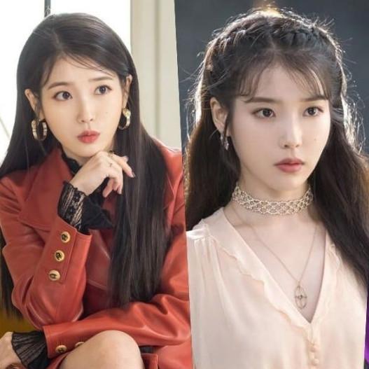 10 Fashion glamor IU dalam drama Hotel Del Luna