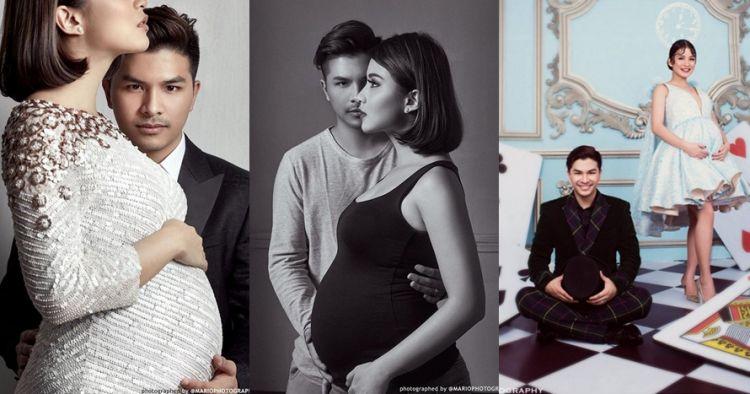 6 Seleb ini lakukan pemotretan maternity lebih dari 5 tema
