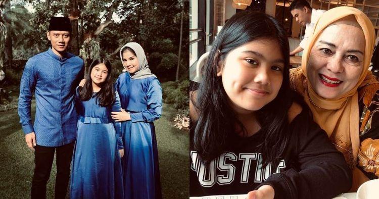 7 Transformasi Almira anak Annisa Pohan & AHY, gemesin abis