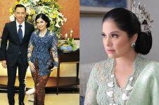 7 Pesona Annisa Pohan saat mengenakan kebaya, cantik dan menawan