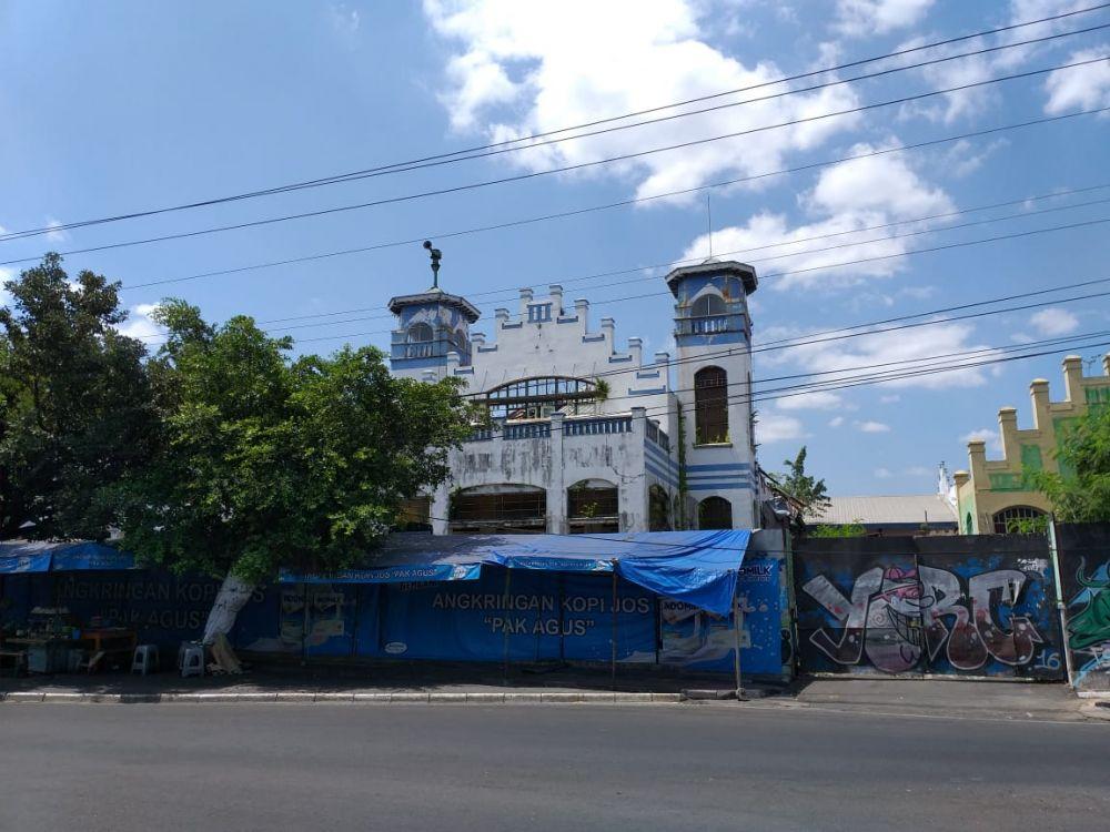 Riwayat Hotel Tugu © 2019 brilio.net