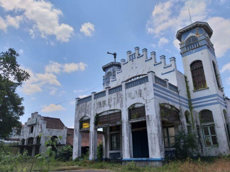 Hotel Tugu Jogja, bangunan megah bersejarah yang kini mangkrak