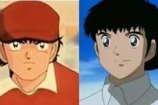 10 Cocoklogi pesepak bola dan karakter Captain Tsubasa ini kocak