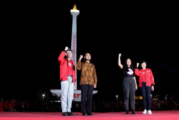 NyalakanIndonesia, bukti semangat harumkan nama Indonesia di dunia