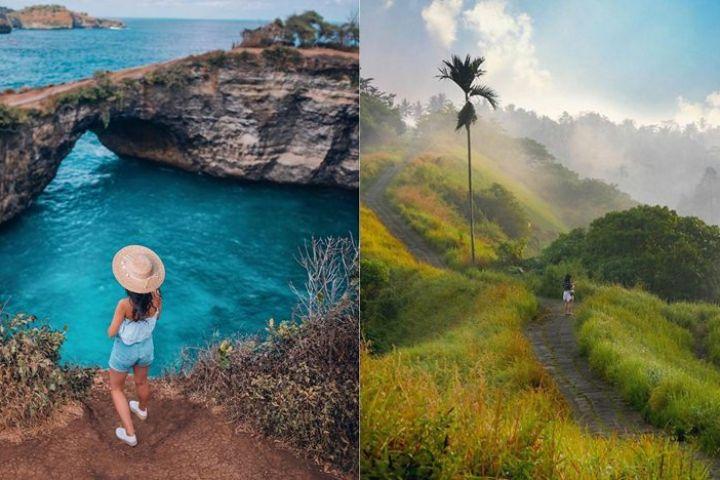 25 Tempat wisata gratis di Bali, hemat dan indah
