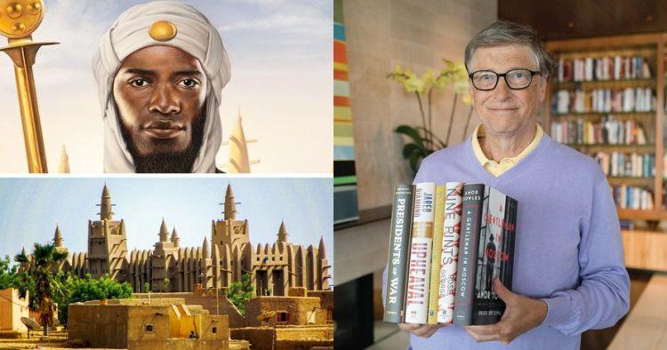 10 Orang terkaya masa lalu bikin harta Bill Gates nggak ada apa-apanya