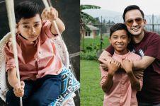 5 Fakta Betrand Peto, anak angkat Ruben Onsu yang curi perhatian