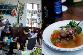 Djoyo Kitchen, tempat sajian makanan berkuah yang bikin nostalgia