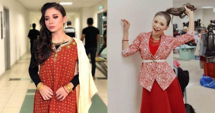 7 Potret Shiha Zikir, penyanyi Malaysia yang disebut mirip Rossa