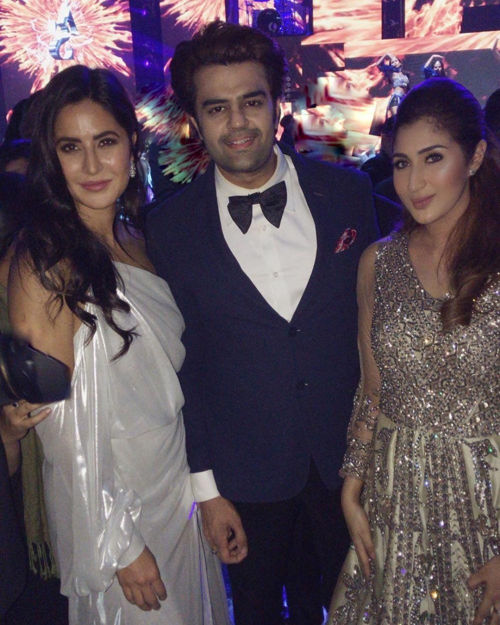 Katrina Kaif dan Tania Nadira instagram